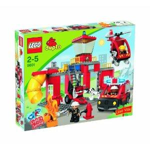 レゴ デュプロ 消防署 5601