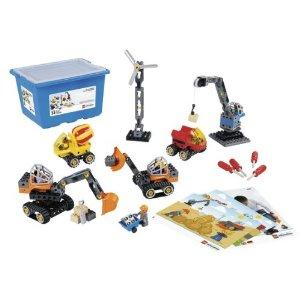 楽しく学べます★教育デュプロテックマシン(95ピース) LEGO社【並行輸入】