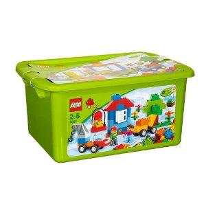 LEGO 6052 デュプロ 基本セット・のりものをつくろう (並行輸入品)