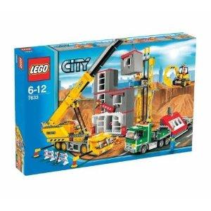 レゴ シティ 工事 ビル建設現場 7633
