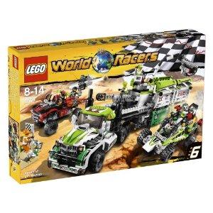 レゴ レーサー 砂漠レース