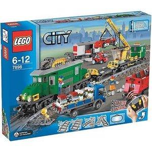 レゴ シティ レゴ カーゴトレイン 7898