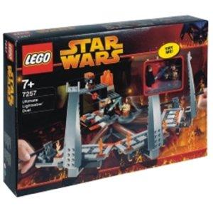 レゴ スター・ウォーズ 最後のライトセーバーバトル 7257