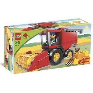 LEGO 4973 duplo Harvester