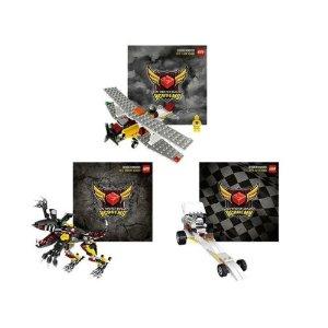 LEGO 5001273 MBA Kit4-6 レゴ Master Builder Academy