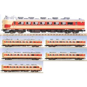 Nゲージ車両 183・485系特急電車 (北近畿)セット 92708