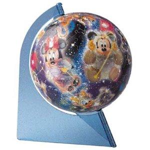 3D球体パズル 240ピース セレスティアルワールド (直径約15.2cm) やのまん