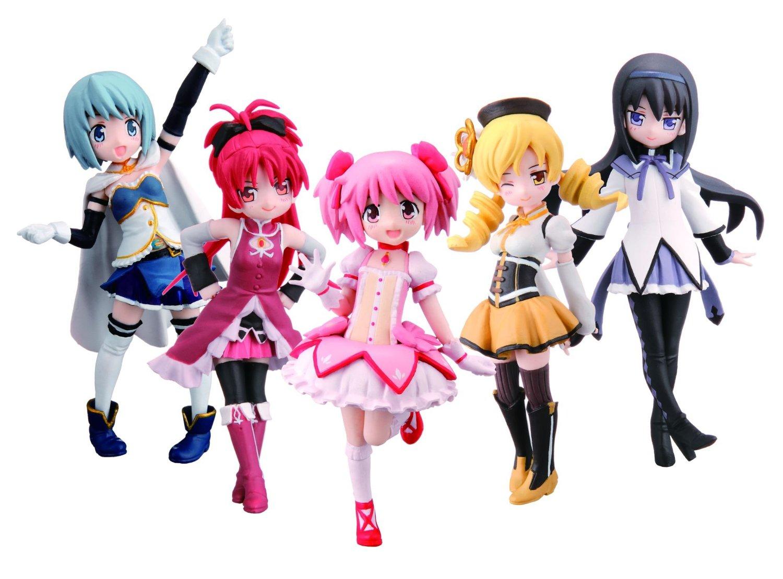 Half Age Characters 魔法少女まどか☆マギカ (BOX) バンダイ