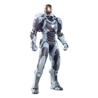 ムービー・マスターピース アイアンマン3 アイアンマン・マーク39 (スターブースト) 1/6スケール プラスチック製 塗装済み可動フィギュア (2次出荷分) ホットトイズ
