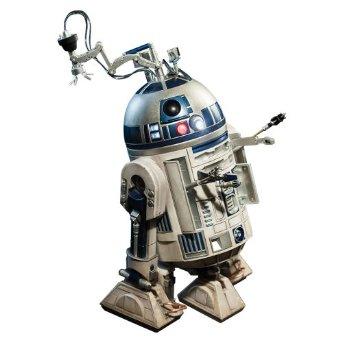 ヒーロー・オブ・レベリオン スター・ウォーズ R2-D2 1/6スケール プラスチック製 塗装済み可動フィギュア サイドショウ