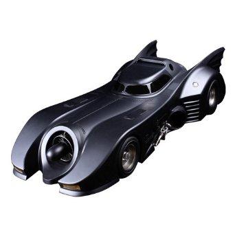 【ムービー・マスターピース】 『バットマン』 1/6スケールビークル バットモービル ホットトイズ