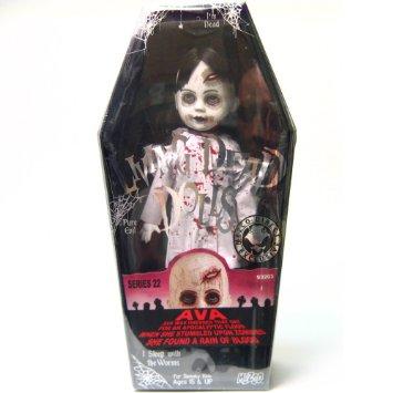 リビングデッドドールズ(Living Dead Dolls) シリーズ22/AVA variant メズコ