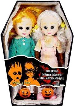 リビングデッドドールズ(Living Dead Dolls)MARZ限定 HEMLOCK &HONEY ハロウィン メズコ
