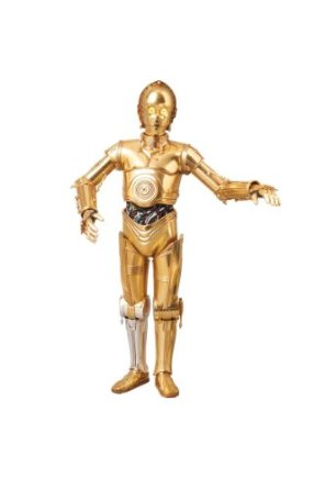 RAH リアルアクションヒーローズ スター・ウォーズ C-3PO TALKING Ver. 1/6スケール ABS&ATBC-PVC製 塗装済み可動フィギュア メディコム・トイ