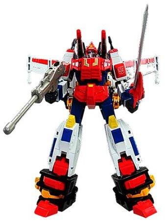 トランスフォーマー ロボットマスターズ RM-17ビクトリーセイバーセット タカラトミー