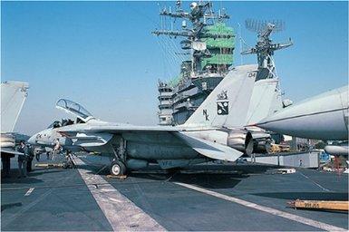 1/48 F-14D スーパートムキャット CVW-14 #PT12 ハセガワ
