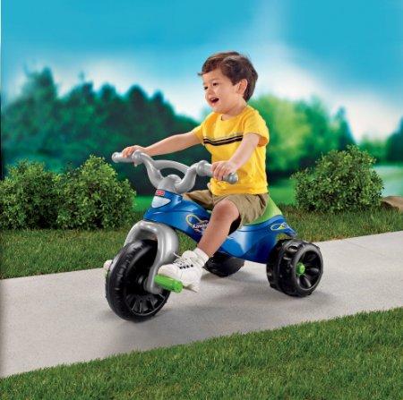 Fisher-Price Kawasaki Tough Trike 乗用玩具 カワサキ