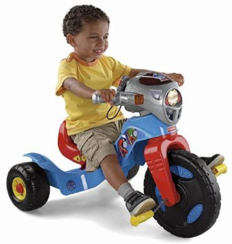 Fisher-Price Thomas the Train Lights and Sounds Trike きかんしゃトーマス