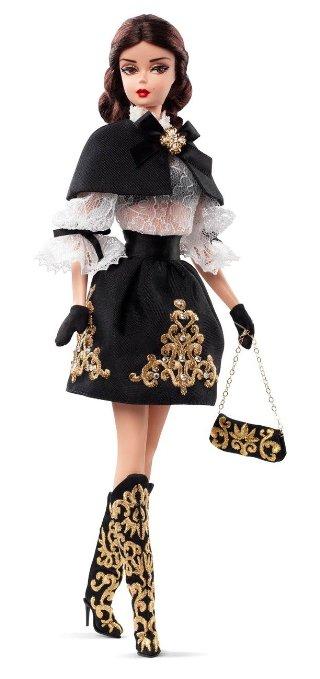 バービーコレクター バービー ファッション・モデル・コレクション ドゥルチッシマGold (BCP82) マテル