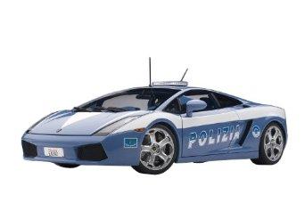 AUTOart 1/18 ランボルギーニ ガヤルド ポリスカー (イタリア警察) オートアート