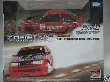 AEROR/CドリフトパッケージライトR01D1HAYASHIAE86レビン2006 タカラトミー