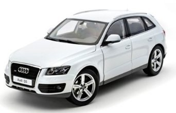 KYOSHO 1/18 Audi Q5 Glacier White 京商