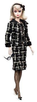 バービーコレクター バービー・ファッションモデル・コレクションブークルビューティ・バービー(CGT25) マテル