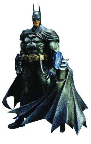 Batman Arkham Asylum PLAY ARTS改 バットマン US限定Ver.(PVC塗装済みアクションフィギュア) スクウェア・エニックス