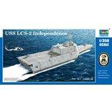 1/350 アメリカ海軍 LCS-2 インディペンデンス トランペッター