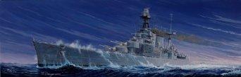 1/350 イギリス海軍 巡洋戦艦 フッド トランペッター