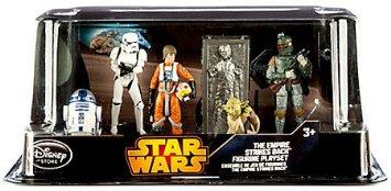 Disney - Star Wars ''The Empire Strikes Back'' Six Figure Play Set