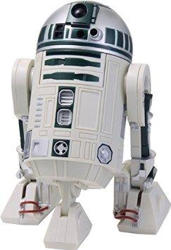 STAR WARS(リズム時計) R2-A6 音声・アクション目覚し時計 緑色 8ZDA21BZ05