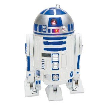 STAR WARS R2D2プロジェクションアラーム時計(並行輸入) ZEON