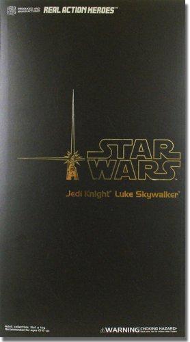 RAH LUKE SKYWALKER JEDI KNIGHT 1/6スケール ABS&ATBC-PVC製 塗装済み可動フィギュア メディコム・トイ