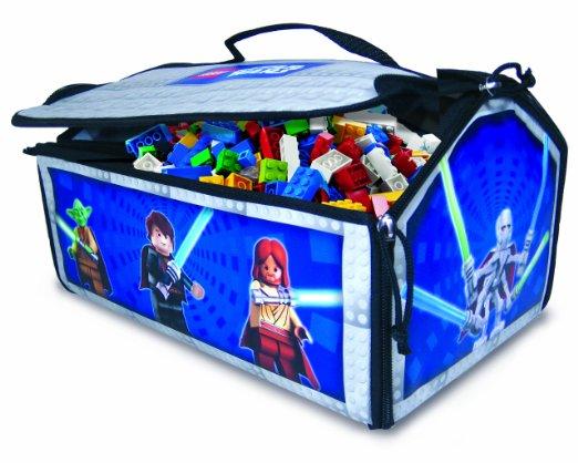 レゴ スターウォーズ ストレージトイケース プレイマット バトルブリッジ Battle Bridge Carry Case Playmat