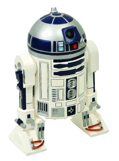 スターウォーズ/R2-D2 ソフビ バスト コインバンク(貯金箱) ダイヤモンドセレクト
