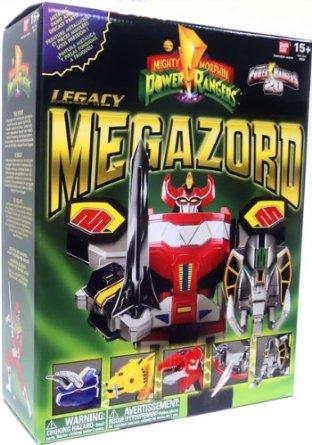 レガシー・メガゾード 20th 恐竜戦隊ジュウレンジャー フィギュア (並行輸入) Power Rangers