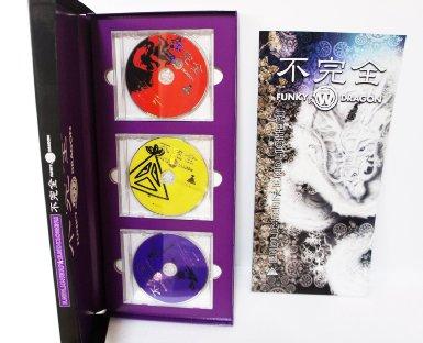 不完全 FUNKY WHITE DRAGON【完全初回限定盤】 [DVD] ENDLICHERI ☆ ENDLICHERI マルチレンズクリーナー付き