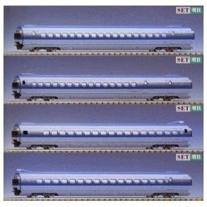 Nゲージ車両 500系 東海道・山陽新幹線 増結セットB 92084 トミーテック