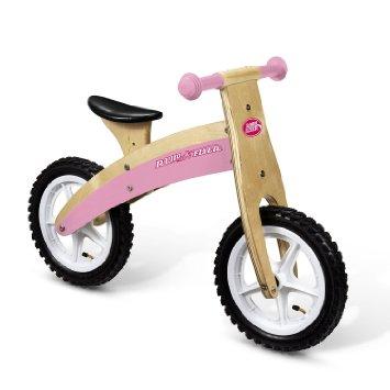 ラジオフライヤー Radio Flyer Classic Pink Glide & Go Balance Bike