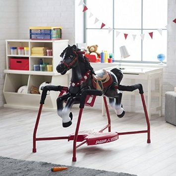 Radio Flyer Duke Interactive Riding Horse ラジオフライヤー