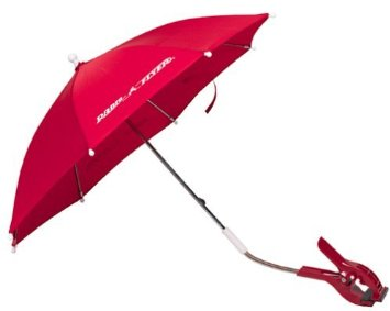 Radio Flyer Wagon Umbrella by Radio Flyer ラジオフライヤー