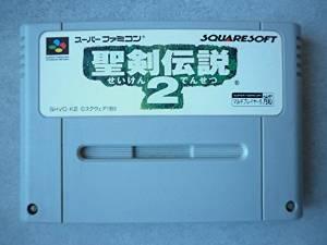聖剣伝説2 スーパーファミコン (未使用)