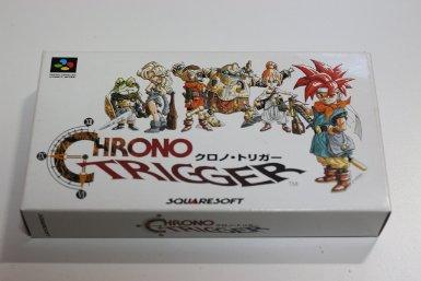 クロノ・トリガー スクウェア スーパーファミコン(未使用)