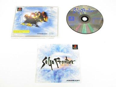 サガフロンティア スクウェア PlayStation (新品)