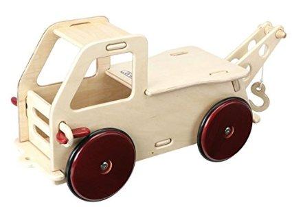 Moover Baby Truck ベビートラック(組立式) ナチュラル Moover Toys