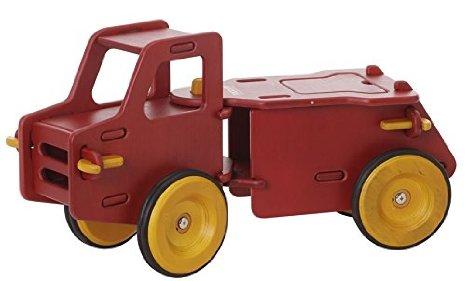 Moover Dump Truckダンプトラック(組立式) レッド Moover Toys