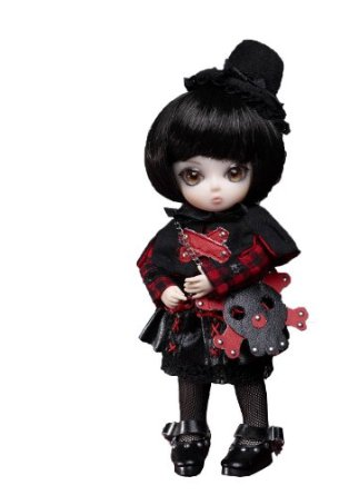 球体関節人形 愛 Black berry (ブラックベリー) グルーヴ