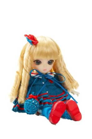 球体関節人形愛 / Lobelia (ロベリア) グルーヴ