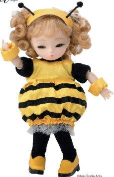 球体関節人形 愛 / Bee Balm (ビーバーム) Q-723 グルーヴ
